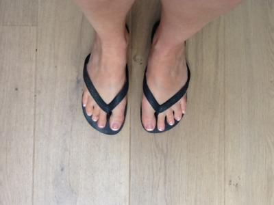 Pedicure salon Tilly Brouwer Amsterdam